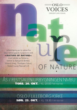 Nature of nature
