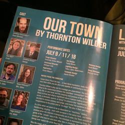 Our Town - Castleton
