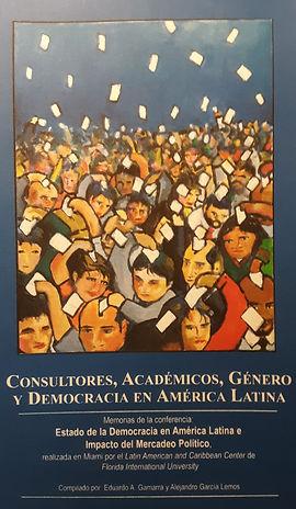Consultores, Académicos, Género Y demo