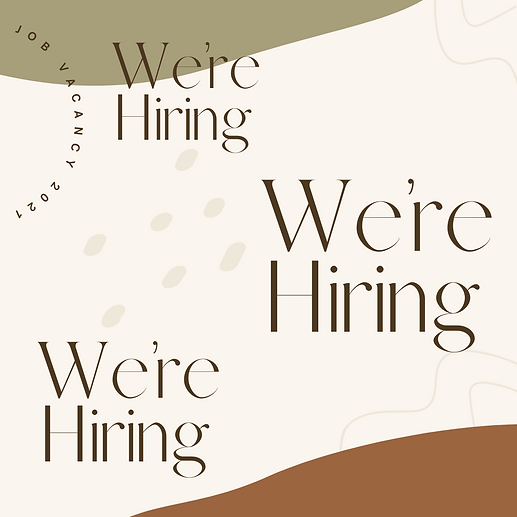 Natural Colors Abstract We're Hiring Instagram Post.png