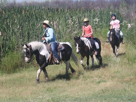 2019 Horse Camps - Walla Walla, WA