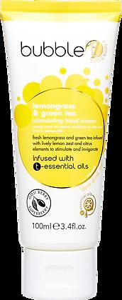 Lemongrass & Green Tea Stimulating Hand Cream 100ml