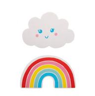 Rainbow Nail Files