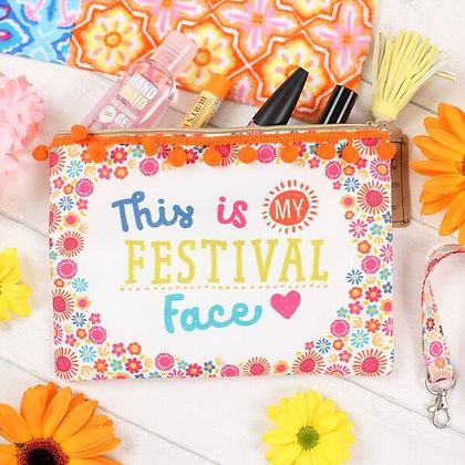 Festival Make-Up Bag