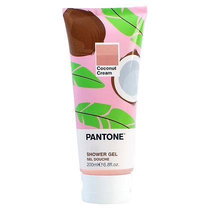 Pantone Coconut Cream Shower Gel 200ml