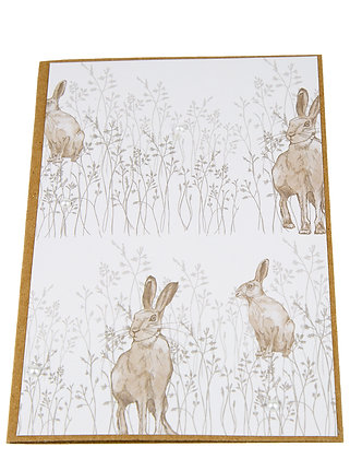 Wildlife Collection Card - Hare