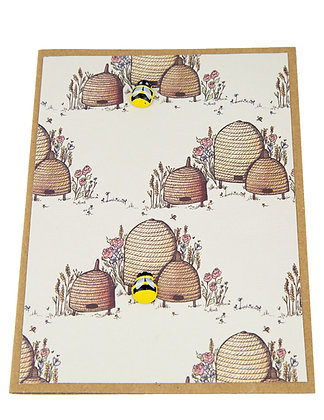 Bee Collection Card - Bee Hives