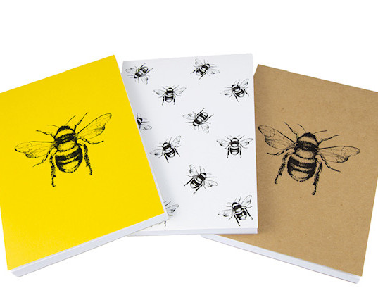 Bee Note Books