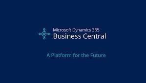 APA ITU MICROSOFT DYNAMICS 365 BUSINESS CENTRAL ?