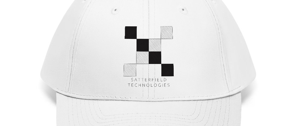 Satterfield Technologies Unisex Twill Hat