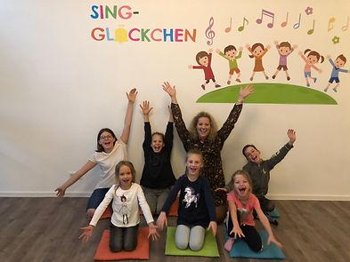 Sing-Glöckchen Gruppe KIDS