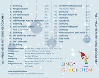 Weihnachten mit Sing-Glöckchen Kinder Weihnachts CD