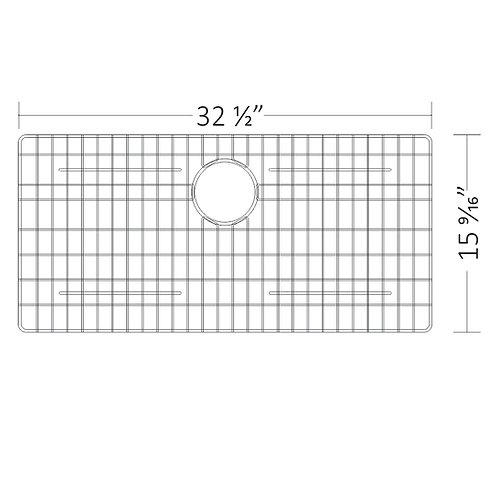 Sink Bottom Grids GNC3316