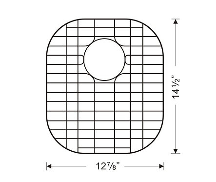 Sink Bottom Grids GWW1315 (G102)