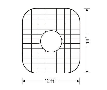Sink Bottom Grids GWW1314 (G102-16)
