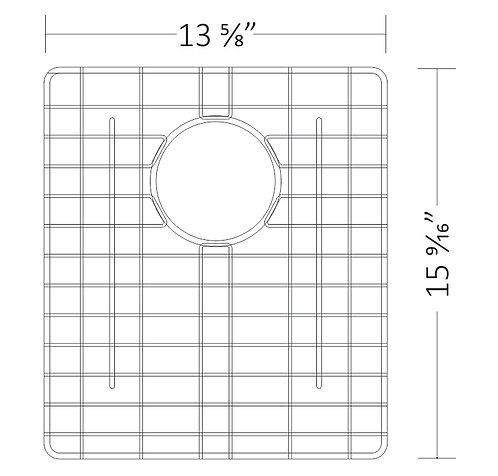 Sink Bottom Grids GNC1416