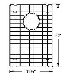 Sink Bottom Grids GCS1217