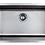 Thumbnail: 30-inch 18-gauge Undermount Single Bowl Stainless Steel Kitchen Sink