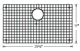 Sink Bottom Grids GCS3017