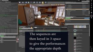 Non-Linear Editor --> Game Engine