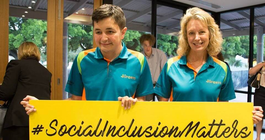 Inclusion Forum - Allison and Josef