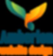 Amberlen website design logo