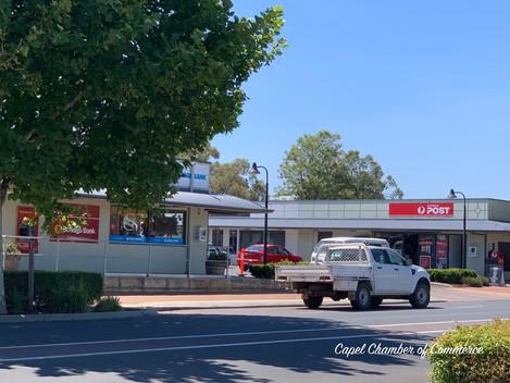 Capel Chamber of Commerce - Bendigo Bank