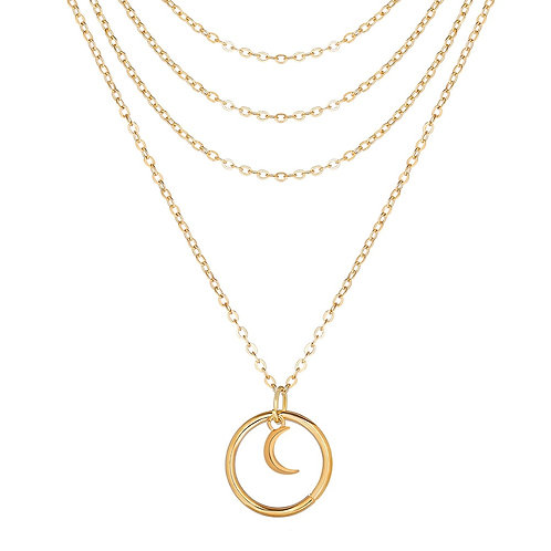 Casa Moon Necklace