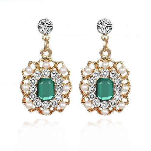 Ellia Green Earring