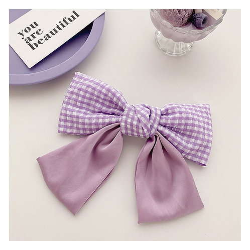 Lilac Mix Bow Large