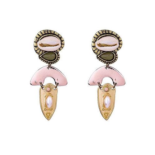 Ori Sage Earring