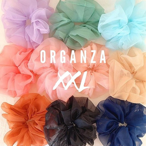 Organza XXL Scrunchie