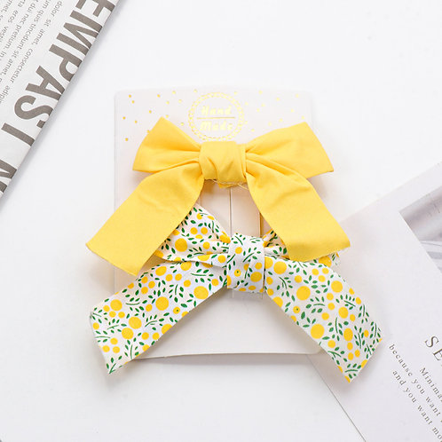 Double Pack Bowie Yellow