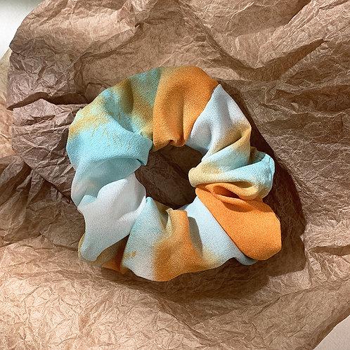 Tye Scrunchie Orange