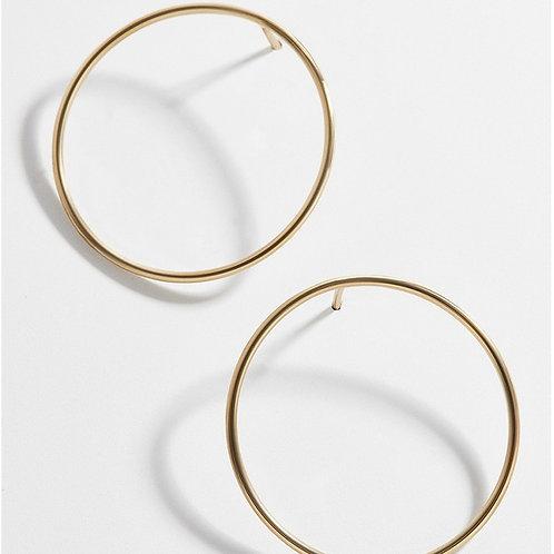 Emi Circle Earring