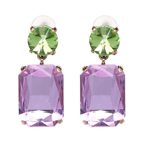 Purple/Green Milia