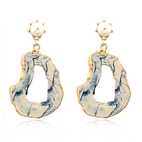 Pearl Gia Earring