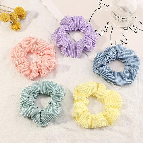 Candy Pastel Scrunchie
