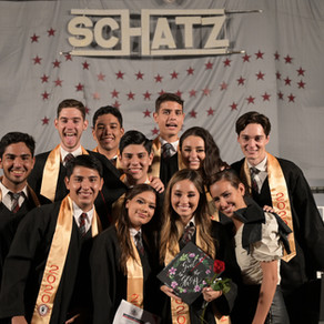SCHATZ 2020 Graduation Ceremony