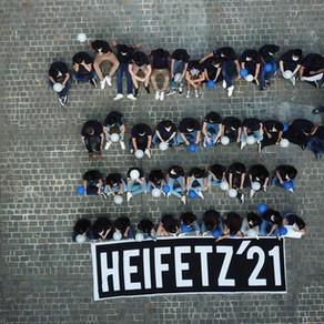 Nuestra promo HEIFETZ 2021
