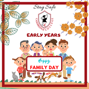 Early Years - Día de la Familia Challenge