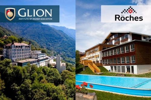 Les Roches & Glion University Visit