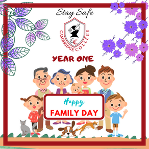 Year 1 - Family Day Challenge