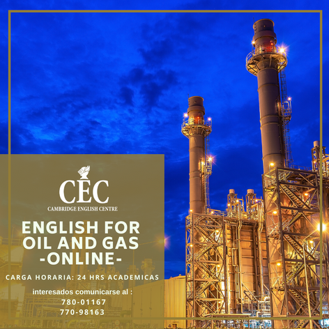 English for Oil and Gas ONLINE