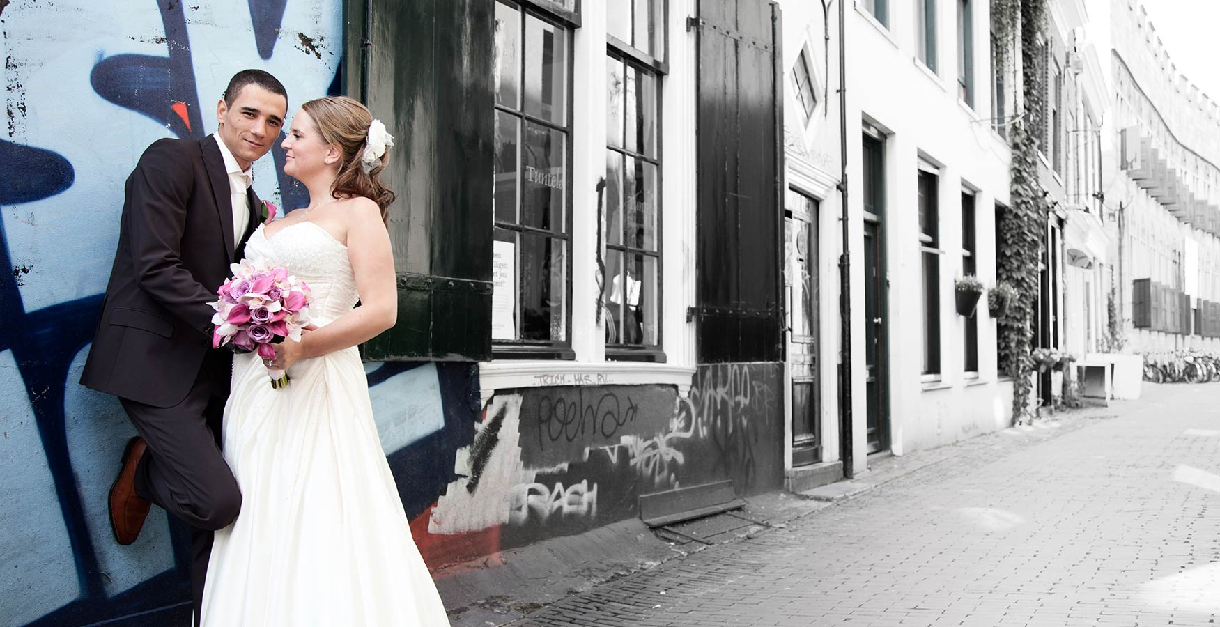 bruidsreportage Amersfoort