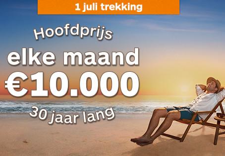 Reclamefotografie voor De Nederlandse Staatsloterij