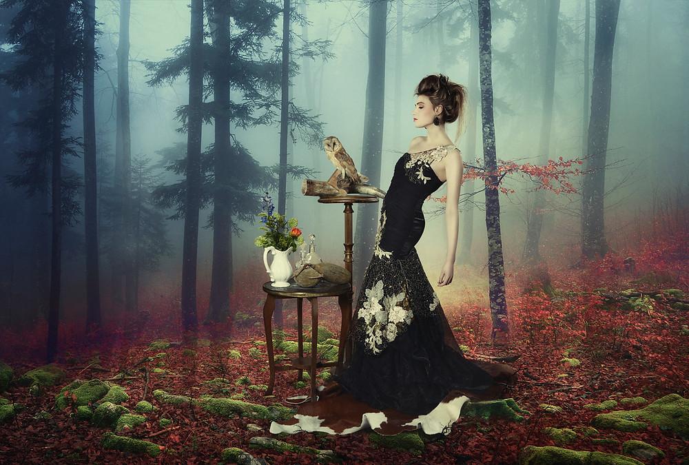 Mode fotografie als Kunst