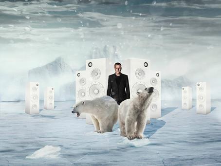 DJ Arctic - Reclamefoto