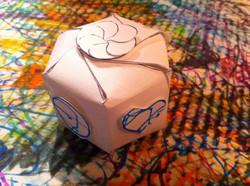 15 - fun art activity with the boys