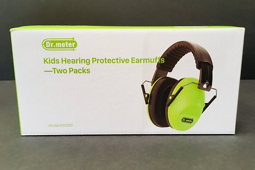 Pair of Hearing Protective Earmuffs